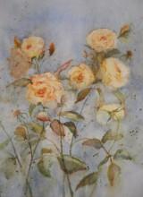 Gelbe Rosen - Sabine Koloska