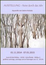 Ausstellung Sabine Koloska